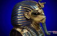 ¿Fue un extraterrestre descubierto en un compartimiento secreto de la Gran Pirámide?