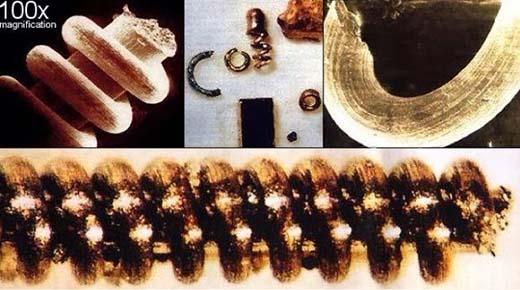 Nanoestructuras de 300.000 años de antigüedad: Tecnología avanzada antigua