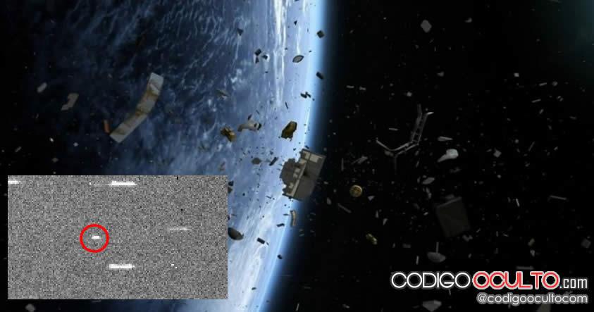 Se dio a conocer qué es el pedazo de basura espacial que impactará la Tierra
