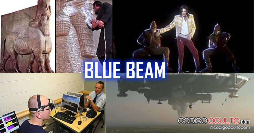 El Proyecto Blue Beam consta de una serie de pasos.