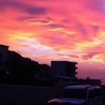 Extraña fotografía tomada en Cabo San Lucas, México