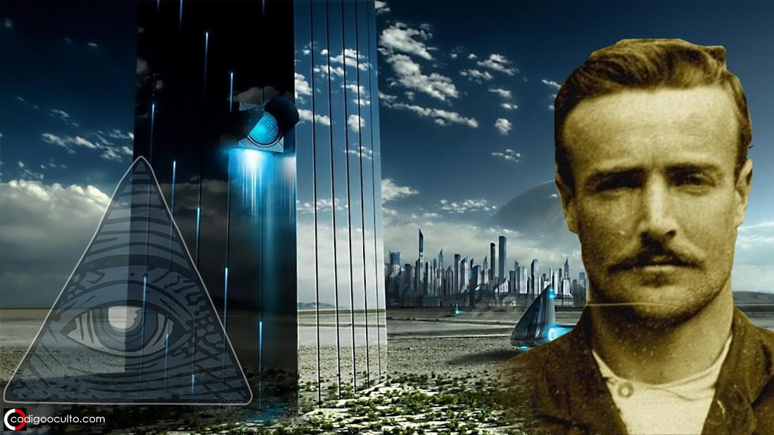 Crónicas del futuro: Un viaje en el tiempo mantenido en secreto por la «élite»