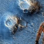"""Estas podrían ser las imágenes de la """"vida real"""" de la película The Martian"""