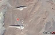 Extraña estructura encontrada en el desierto de Egipto
