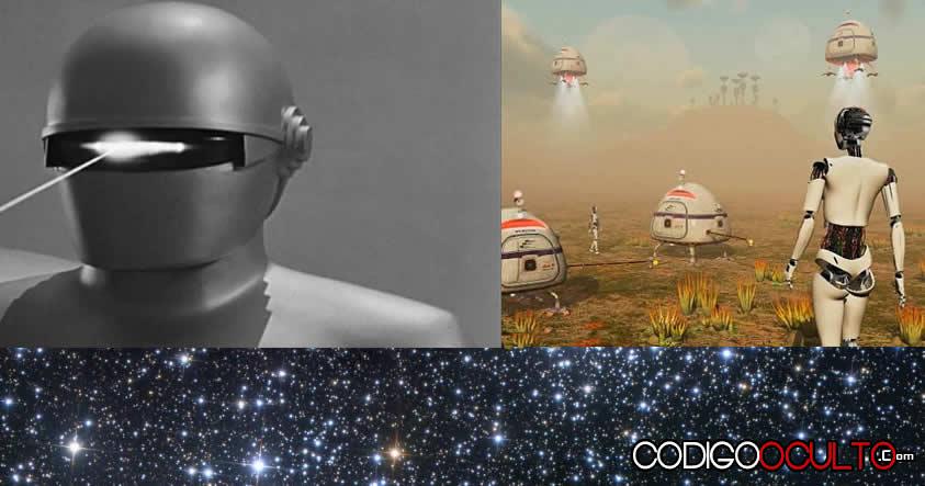 Astrofísico Sir Martin Rees: La vida extraterrestre puede ser robótica
