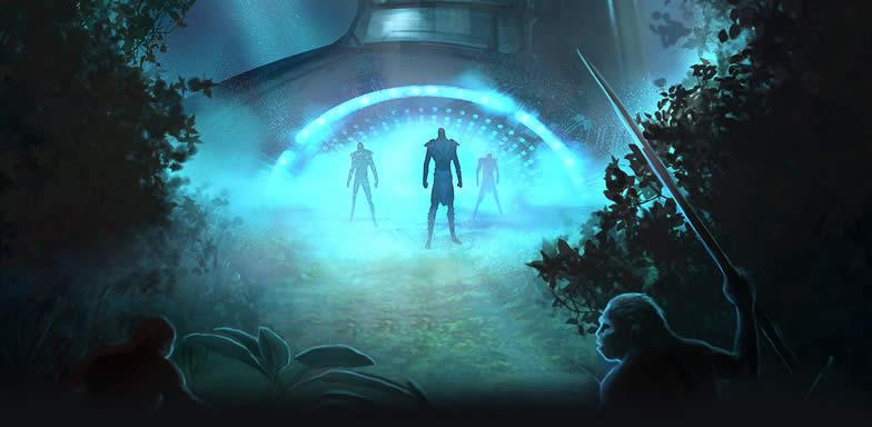 Colonización extraterrestre