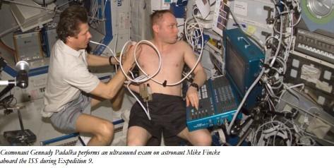 Preparación para viaje a Marte