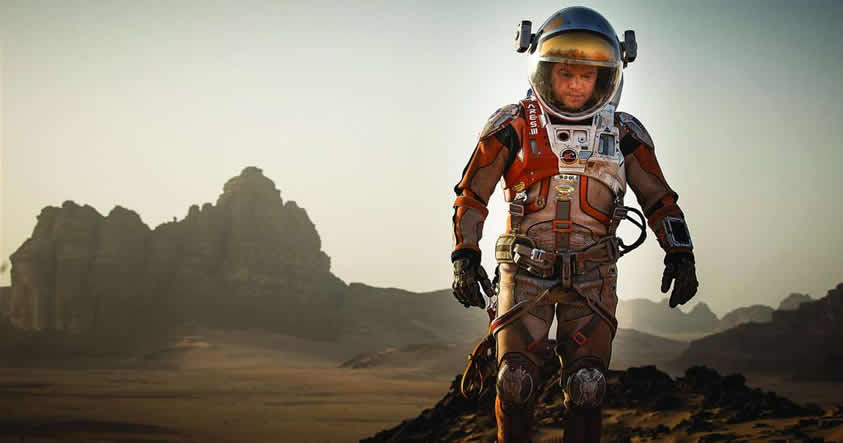 """El Realismo convirtió a """"The Martian"""" en una de las más grandes películas de ciencia ficción"""