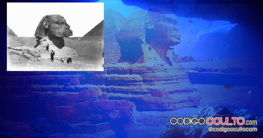 Científicos: Evidencia geológica muestra que la Gran Esfinge tiene 800 mil años