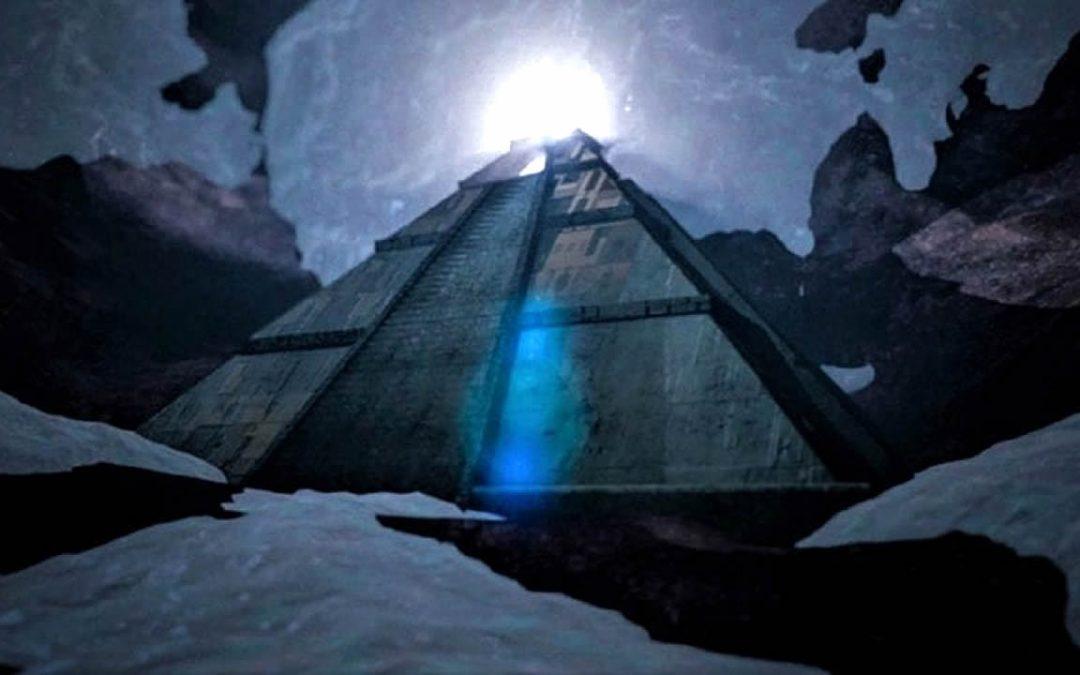 La colosal Pirámide Negra enterrada en el Triángulo de Alaska