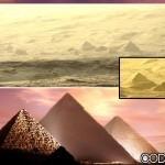 """""""Valle de las Pirámides"""" descubierto en Marte. Anteriormente otra Pirámide había sido descubierta."""
