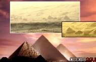 Un Valle de las Pirámides en Marte: Últimas imágenes de NASA lo demostrarían