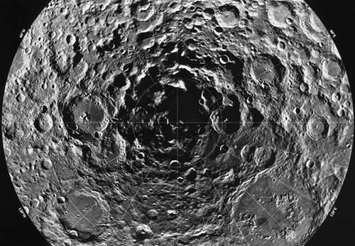 Bases extraterrestres en la Luna