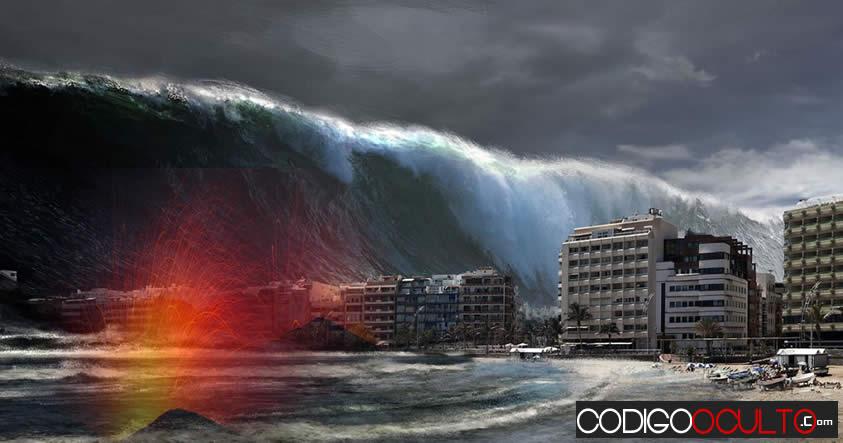 'Mega-tsunami' con olas de 245 metros podría golpear las costas pronto