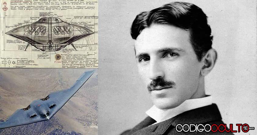 Antigravedad: ¿Descubrió Nikola Tesla sus secretos?