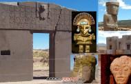 Tiwanaku o Tiahuanaco, la ciudad más antigua de la humanidad y sus técnicas extraterrestres