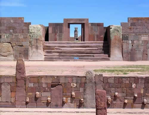 Tiwanaku o Tiahuanaco