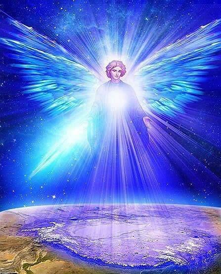 Luces de los ángeles