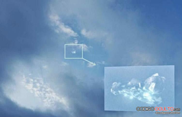 UFO camuflaje