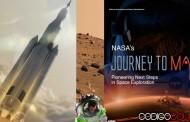 NASA revela su plan para enviar humanos a Marte