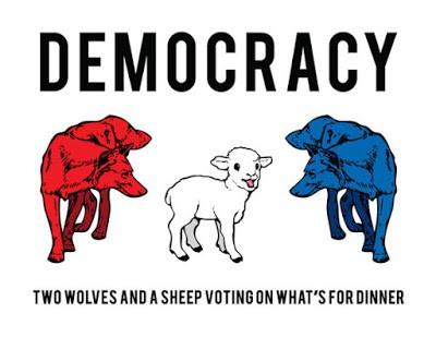 La elección de un partido político
