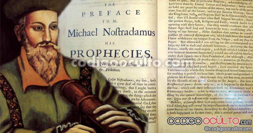 Profecías de Nostradamus: El atentado de París, ISIS, desastres y la Tercera Guerra Mundial