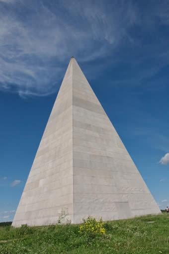 Pirámides modernas