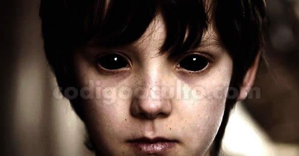 El enigma de los niños de ojos negros o Black Eyed Kids.