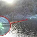 Caso MUFON: ¿Espíritu o extraterrestre fotografiado en un lago de Texas?