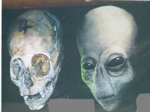 ¿Por qué querrían parecerse a un extraterrestre?