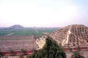 Pirámides de China