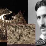 Una ciudad subterránea en Marte según el gran Nikola Tesla