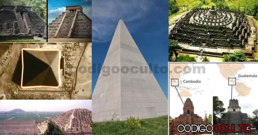 El código oculto de las Pirámides, ¿un arquitecto universal?