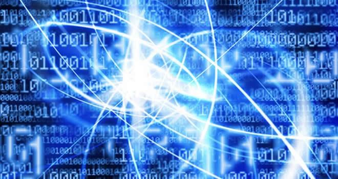 Computadora cuántica y código cuántico