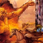Genios, seres mitológicos