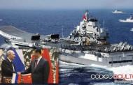 Guerra en Siria a punto de convertirse en mundial con el ingreso de China con un portaviones