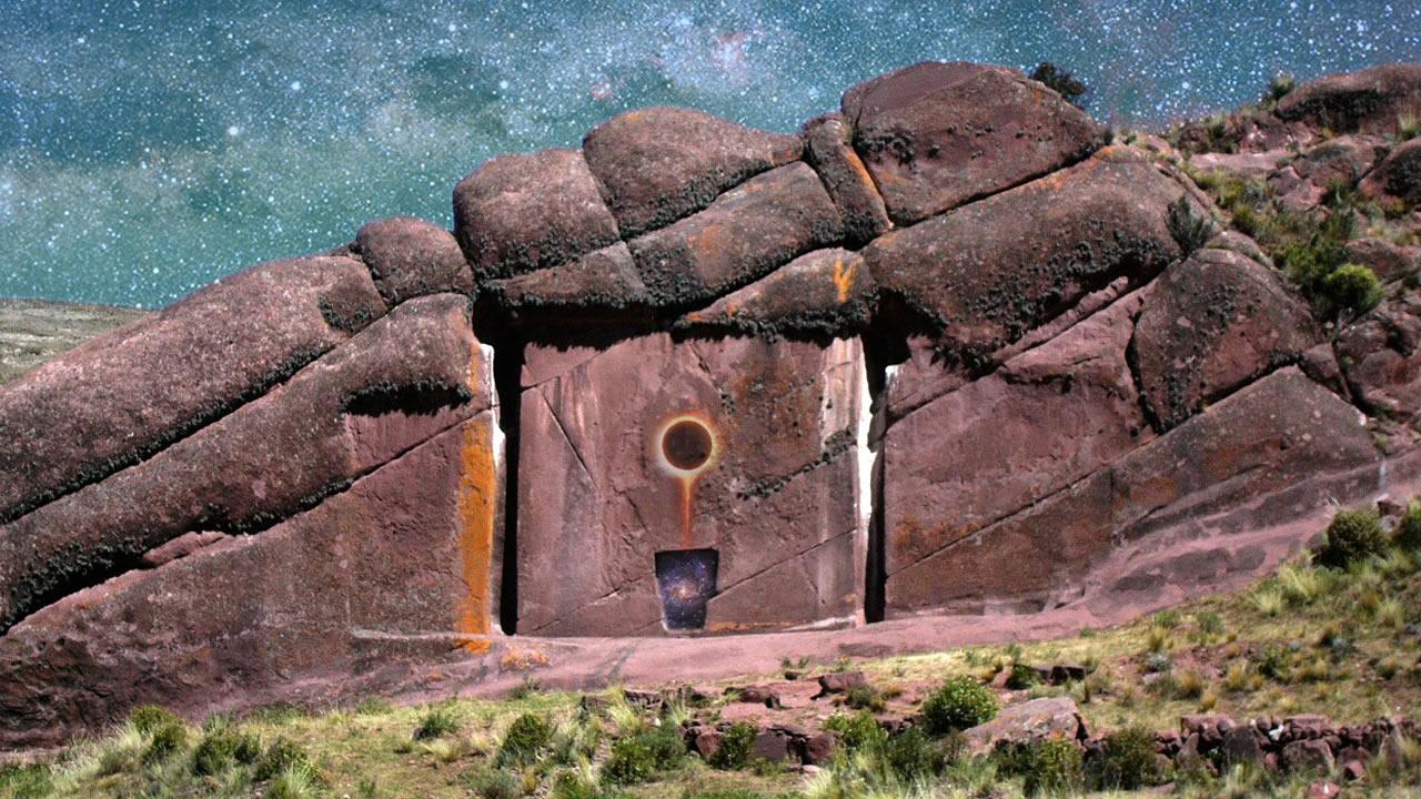 Puerta de los dioses de Hayu Marca sería una puerta estelar según archivo del FBI