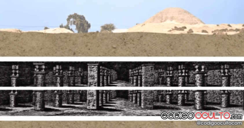 Investigadores confirman: Antiguo laberinto egipcio subterráneo existe y podría reescribir la historia
