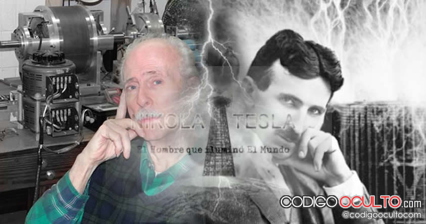 Un científico ha resuelto el secreto para amplificar la energía de Tesla en casi 5000%
