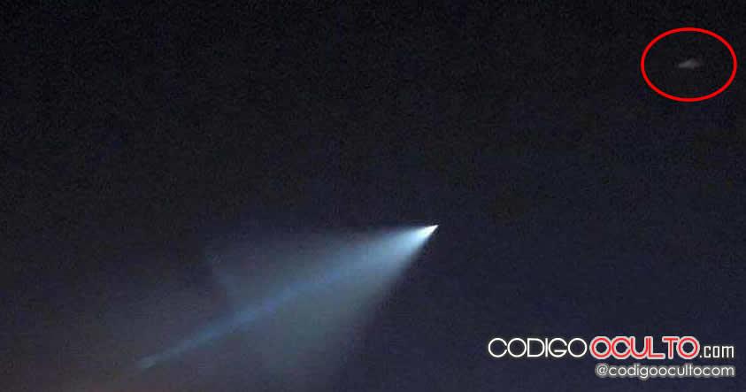 ¿Se trató de un misil de pruebas sobre California o se atacó a un OVNI?