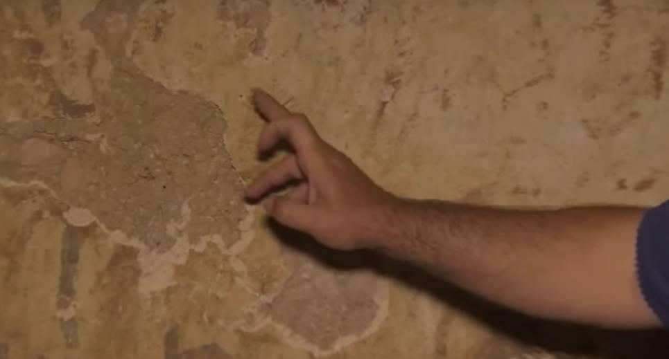 Misterioso mensaje descubierto en una caverna en Israel