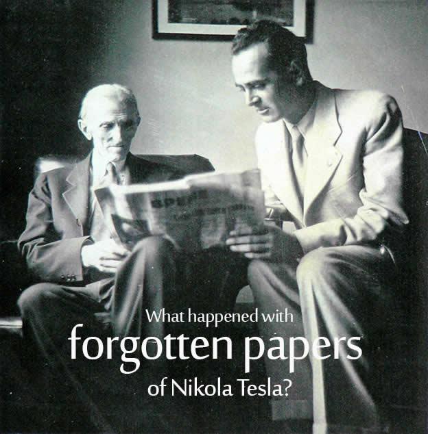 Nikola Tesla: ¿Qué pasó con sus documentos?
