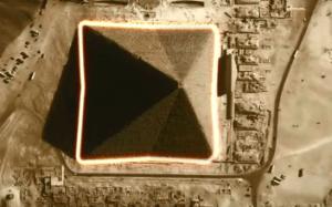 Pirámide de 8 lados
