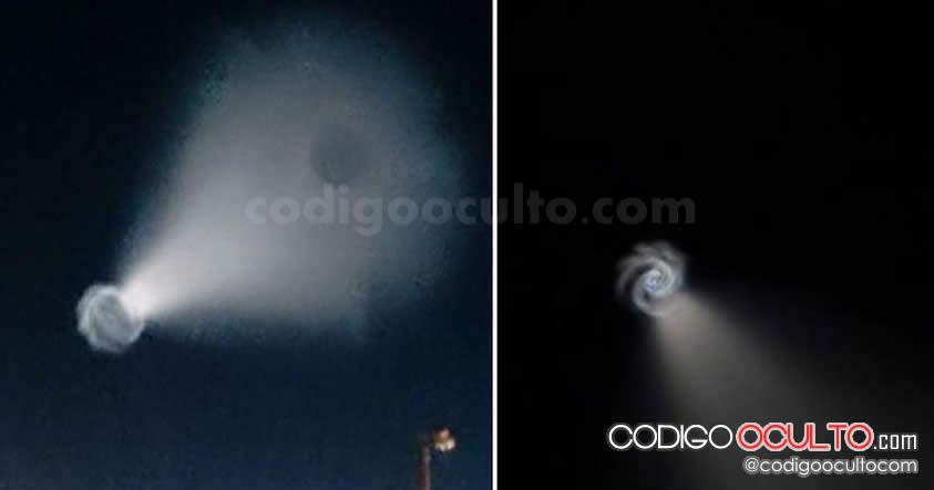 Ahora en Rusia: Extraño destello de luz es visto en ciudad de Omsk, Siberia