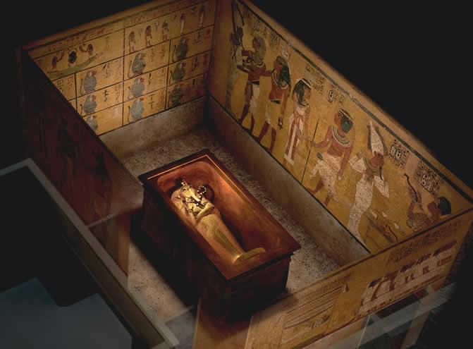 Tumba de Tutankkamón