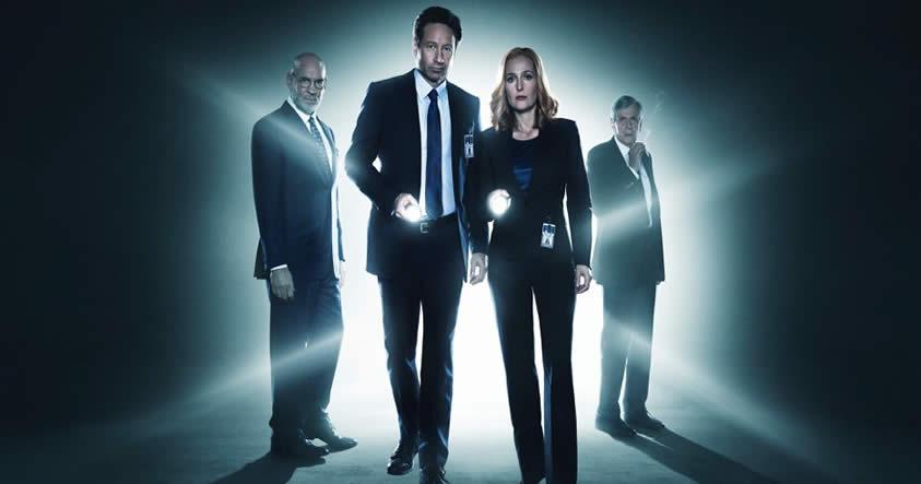 Lanzan nuevas imágenes promocionales de X-Files