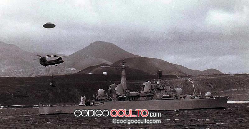 Guerra de las Malvinas (Foto referencial)