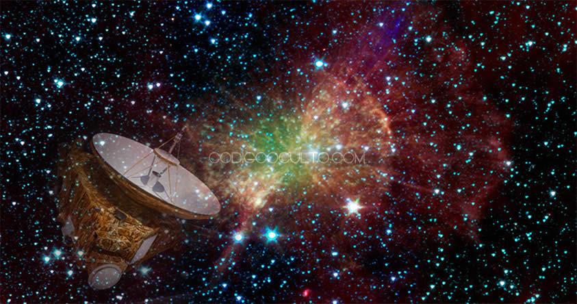 """NASA descubre un lejano """"objeto"""" ubicado en el Cinturón de Kuiper"""