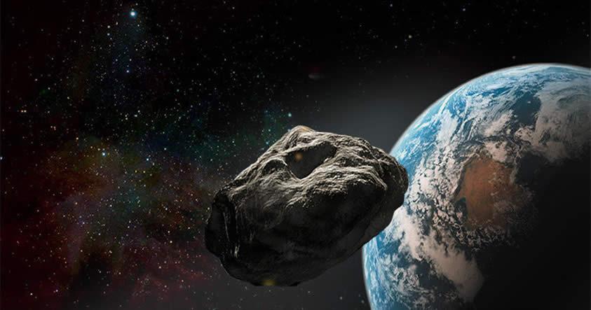 Un asteroide pasará cerca de la Tierra en pocos días