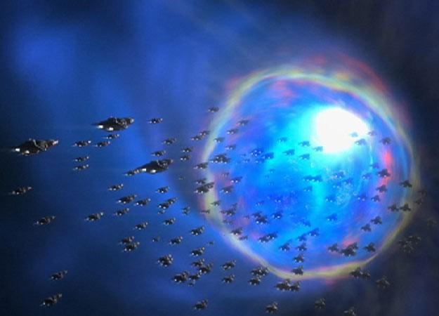 La verdad se acerca. El centro de la galaxia podría ser el hogar de las especies extraterrestres que nos visitan.
